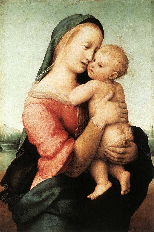 抱子圣母(坦比圣母)