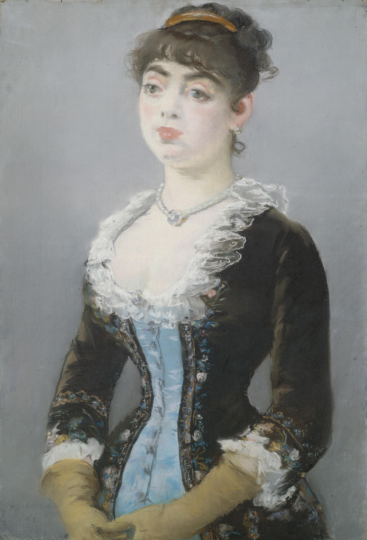 米歇尔·利维夫人肖像